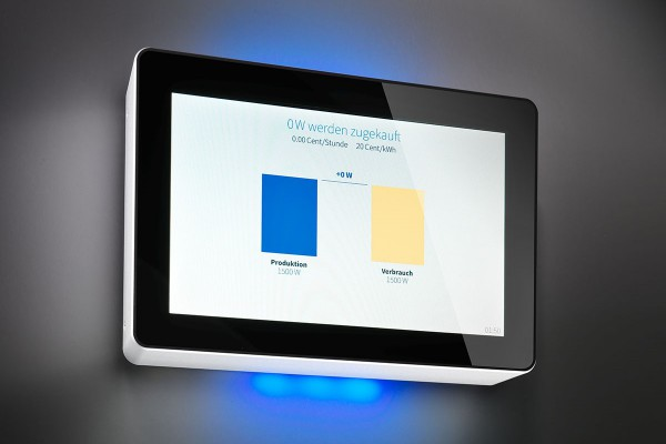 Smart Energy Manager (SEM) dunkel